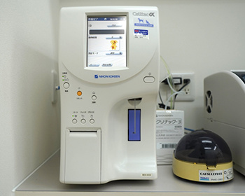 自動血球計数器